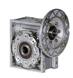 As Require Aluminium Body Worm Gearbox, For Industrial