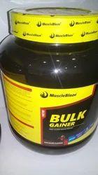 mass gainer Vegetarian Muscle Blaze Bulk Gainer, Powder, for Weight Gainer