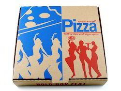 12 Inch Kraft Pizza Box