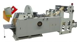 Fully Automatic Shopping Grocery Kraft Paper Bag Machine