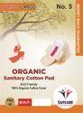 Organic Cotton Sanitary Napkins With Anion