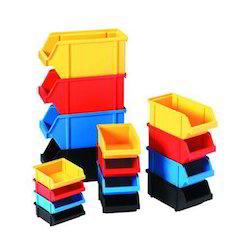 Plastic Stackable Bins