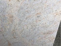 Ivory Granite Slab