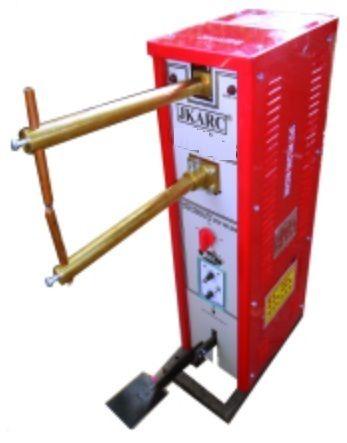 Jk Arc Copper Spot Welding Machine Jsp 300 Spot Welder À¤¸ À¤ª À¤Ÿ À¤µ À¤² À¤¡ À¤— À¤®à¤¶ À¤¨ Adinath Equipments Private Limited Ahmedabad Id 11782853697