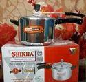 Shikha Inner Lid 5 Liter Pressure Cooker, For Home, Packaging Type: Box