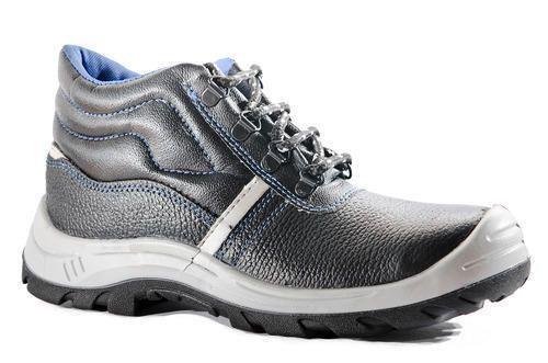f9922fcc7f49 Black Hillson Stamina ISI Mark Safety Shoes