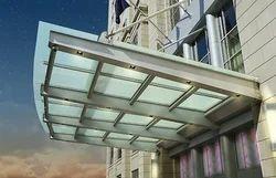 Designer Patio Canopy