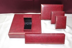 Cart Flock Jewellery Boxes