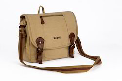 2 Compartment  Laptop Sling Bag