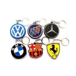 Rubber Key Ring