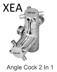 Xea Two In One Angle Cock