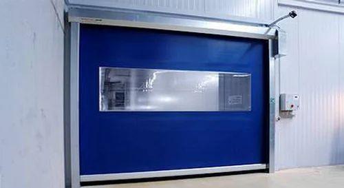 High Speed Doors - High Speed Shutter Door Manufacturer from Vapi