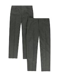 Cotton School Pant, Size: XS, L and XL