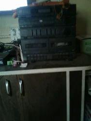 TV, Music Systems Repairs