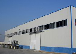 Steel Pre Engineered Metal Building