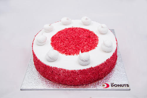 Red Velvet Cake at Rs 900 kilogram The Donuts Coimbatore ID