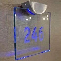 Door LED Signage