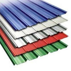 Colored Aluminum Roofing Sheet | Sunroof | Distributor / Channel ...
