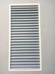 Aluminum Louver Panels