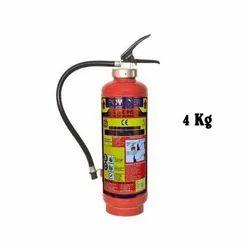BC Cartridge Type Dry Powder Fire Extinguisher