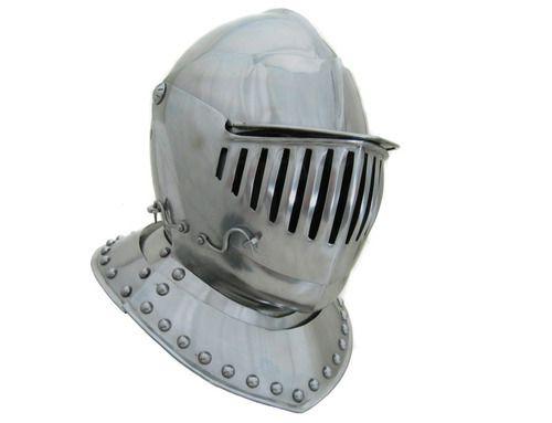 Medieval Helmets - Carvelliare Helmet Manufacturer from Meerut