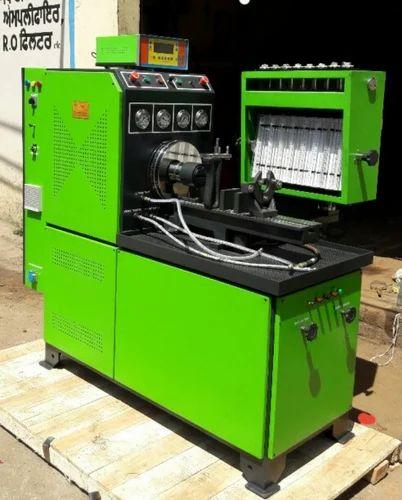 Calibration Diesel Fuel Pump Test Bench