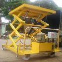 Pit Mounted Hydraulic Scissor Lift