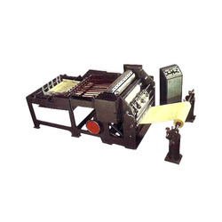 Simplex Sheet Cutter Machine