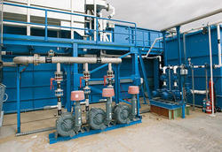 Containerised Effluent Treatment Plant