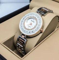 Golden Round Rado Watches For Women