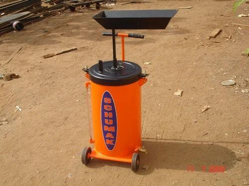 Manual Oil Drainer