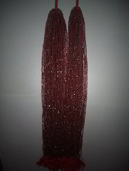 Garnet Faceted Beads