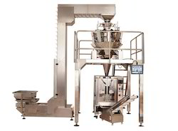 Automatic Popcorn Packaging Machine