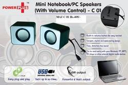maz c01 mini notebook pc speakers