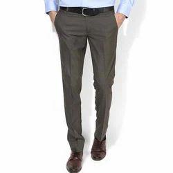 Brown Men's Formal Pant