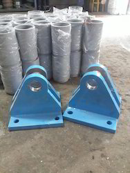 MS Components Fabrication Job Work
