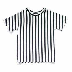Kids Round Neck T- Shirt
