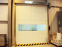 High Speed Fold Up Doors