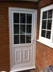 Stylish UPVC Doors