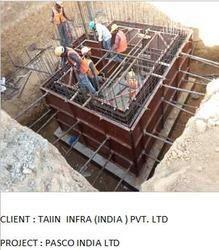 Project: Pasco India Ltd