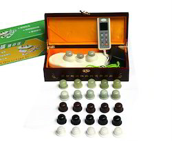 3 Ball Jade Stone Projector