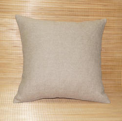 Pure Linen Fabric Cushion Cover