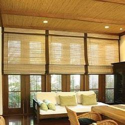 Bamboo Window Blinds At Best Price In India