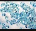 Blue Topaz Cut Stone