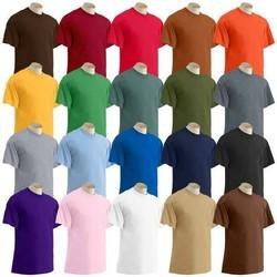Men's Hosiery Printed Casual Wear T-Shirt, Size: L