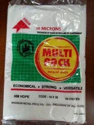 HDPE Plastic Polyethylene Bags