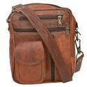 Genuine Leather Regular Messenger Bag 134