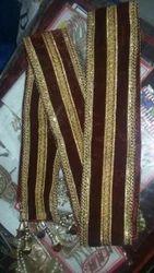 Velvet Sherwani Dupatta