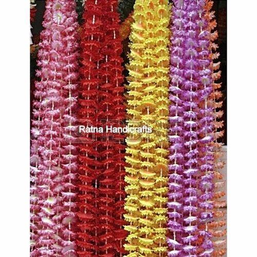 Decoration Garlands Artificial Flower Decoration Manufacturer From