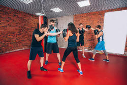 Kick Boxing Classes At Your Doorstep/home